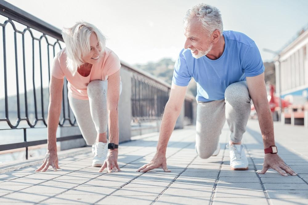 Gimnastyka dla seniorów 60 plus