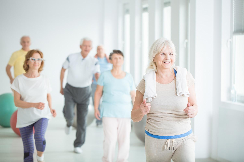 Domowe ćwiczenia dla osób starszych